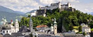 A Salzburg Sunrise